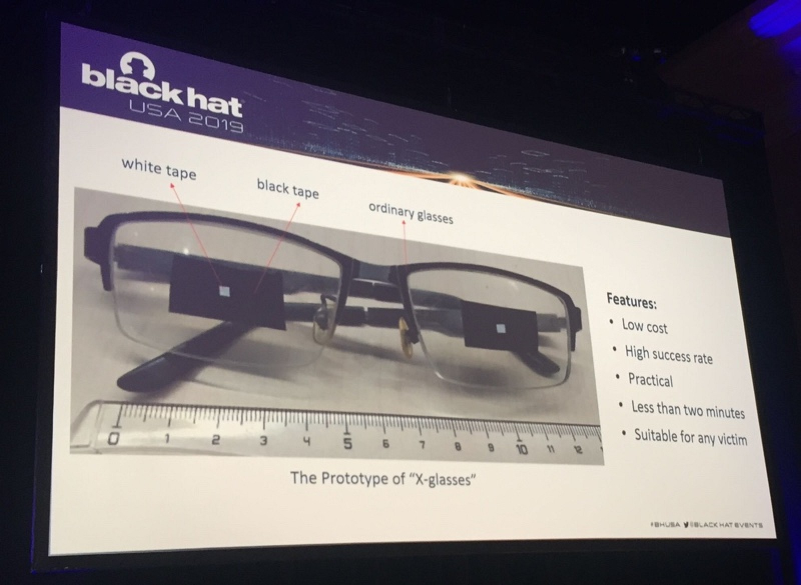 photo of Researchers Allegedly Bypass Face ID Using Glasses and Tape image