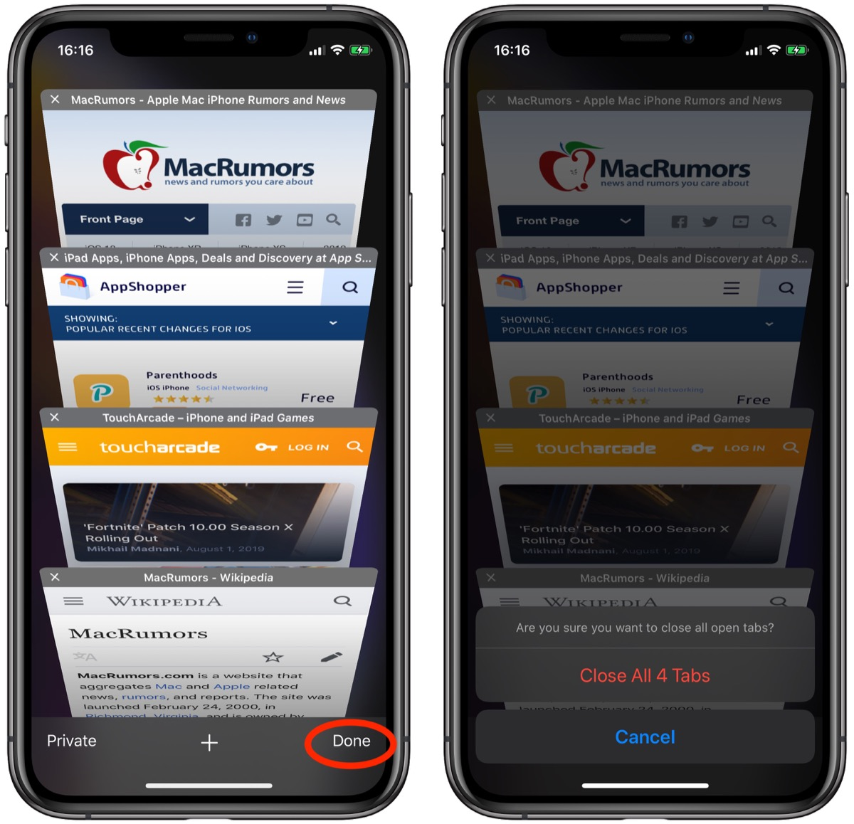 How to Configure iOS to Auto-Close Safari Browser Tabs
