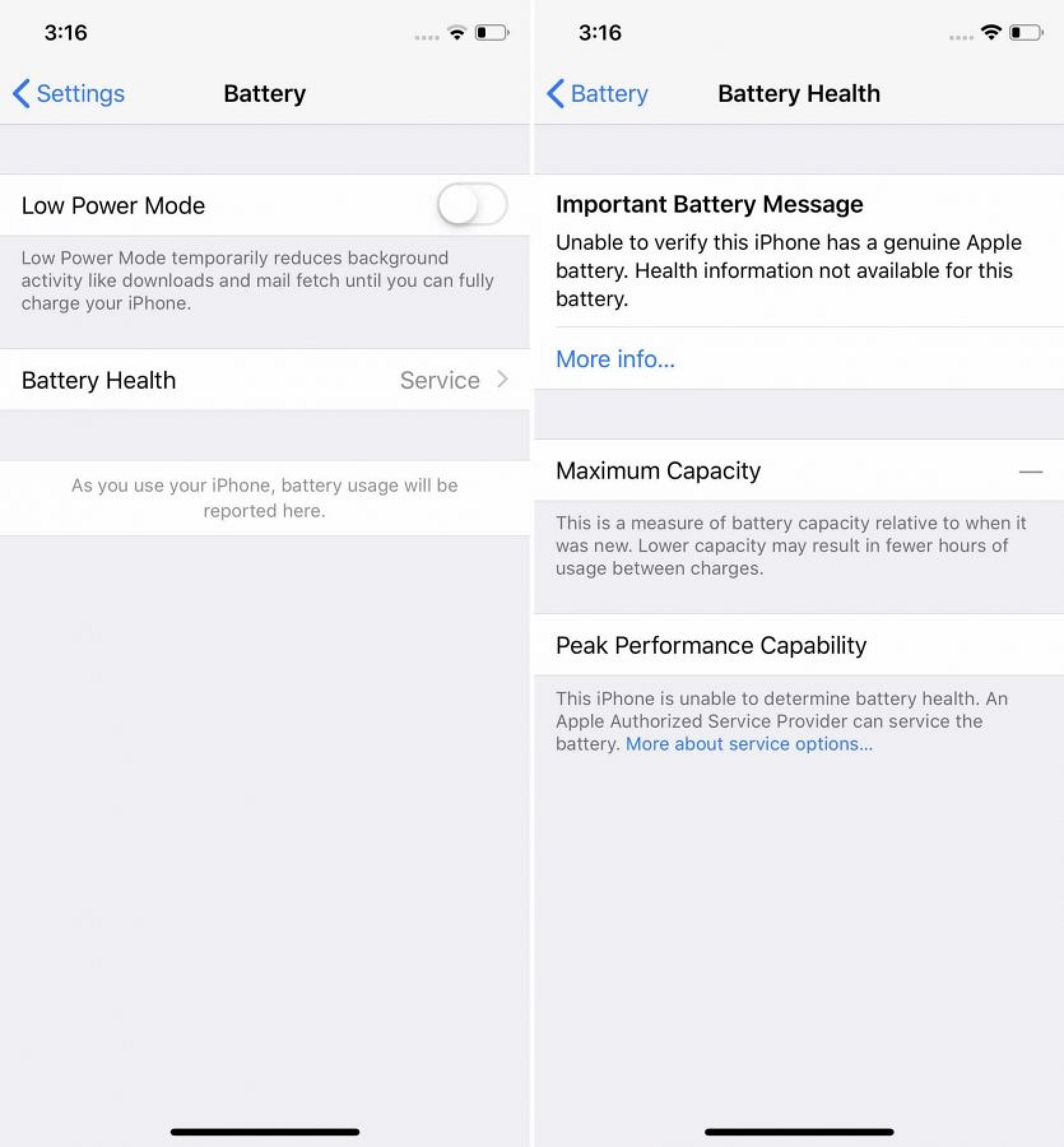 photo of Apple on iPhone Battery Locking Issue: We Want to Make Sure Battery Replacement is Done Properly image