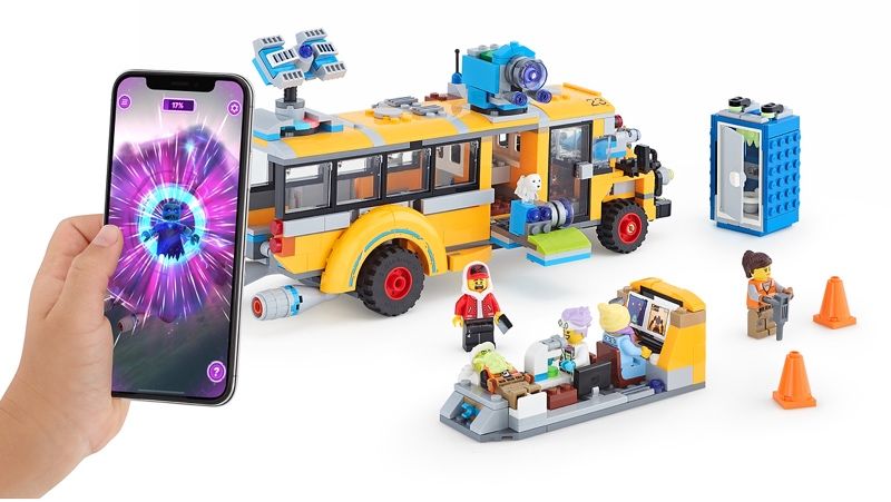 Apple Now Selling LEGO 'Hidden Side' Augmented Reality Building Kits