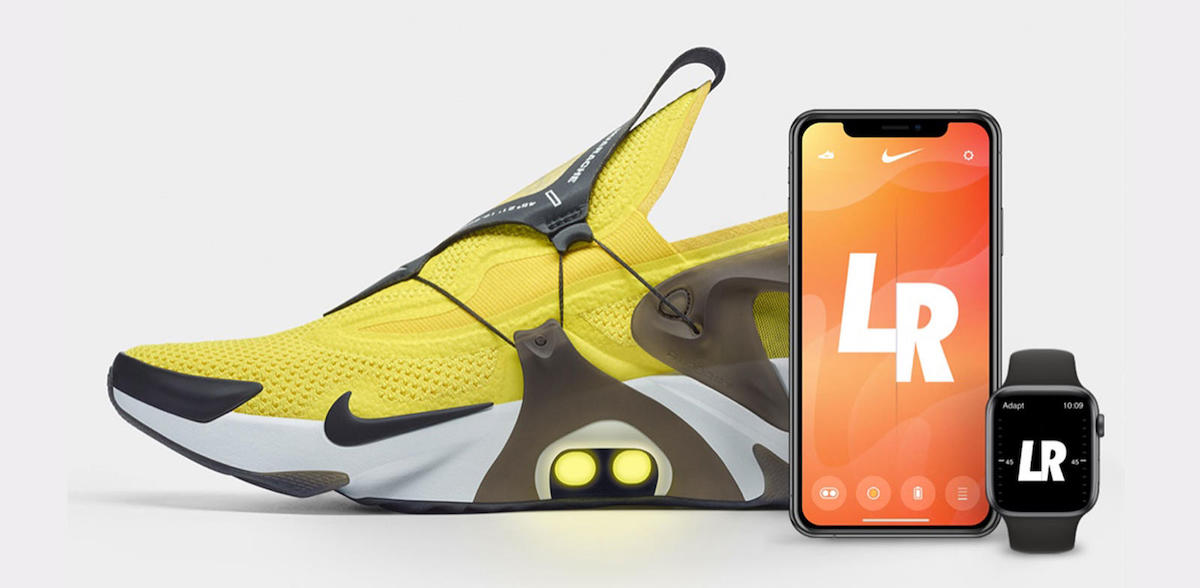 Nike's New Shoes Support Siri Shortcuts and Apple Watch, Letting You Adjust Fit With Your Voice