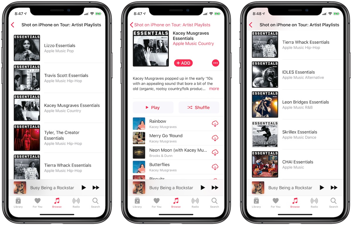 Apple Music Renames 'The A-List: Alternative' Playlist to 'ALT CTRL