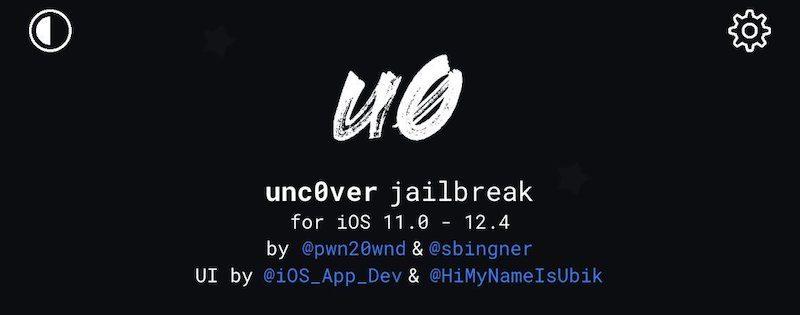 iOS 11 hingga 12.4 bisa tembus jailbreak.