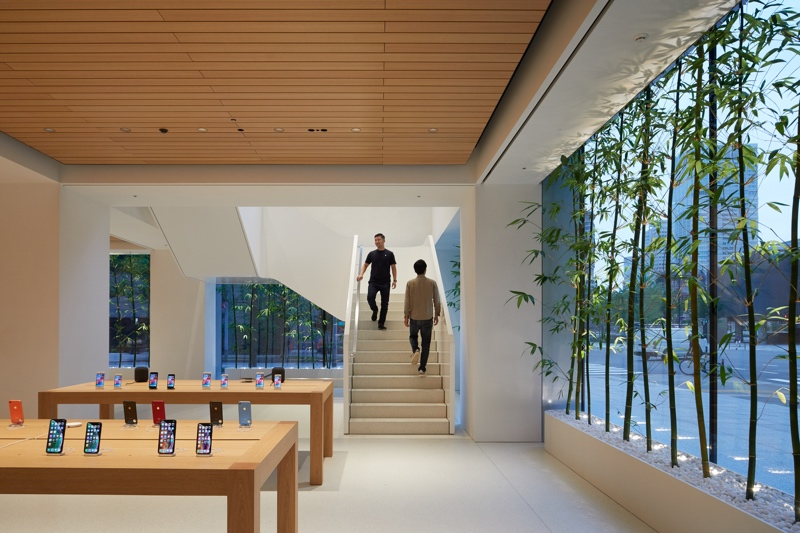 Apple's New Marunouchi Store Opening Saturday, September 7 in Tokyo