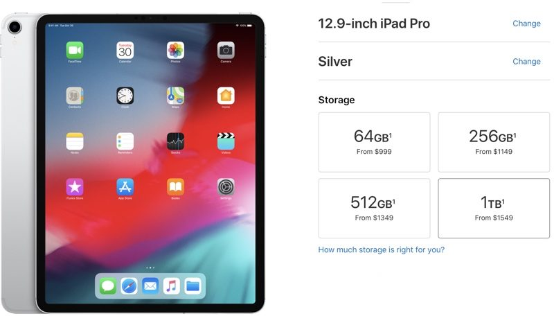 Apple Cuts Price of 1TB iPad Pro Models by $200