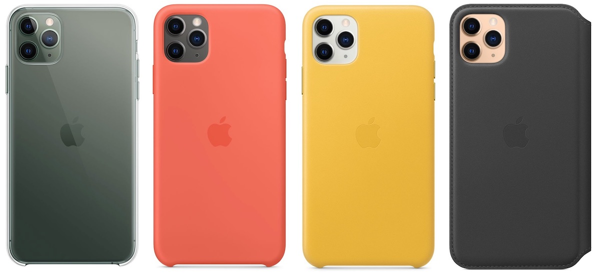 apple rolls out new cases for iphone 11 11 pro and 11. Black Bedroom Furniture Sets. Home Design Ideas