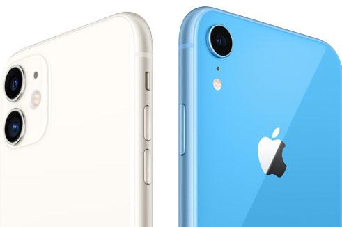 iPhone 11 и iPhone XR
