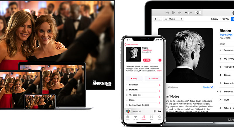 Subscribers to Apple Music's $4 99 Monthly Student Plan to