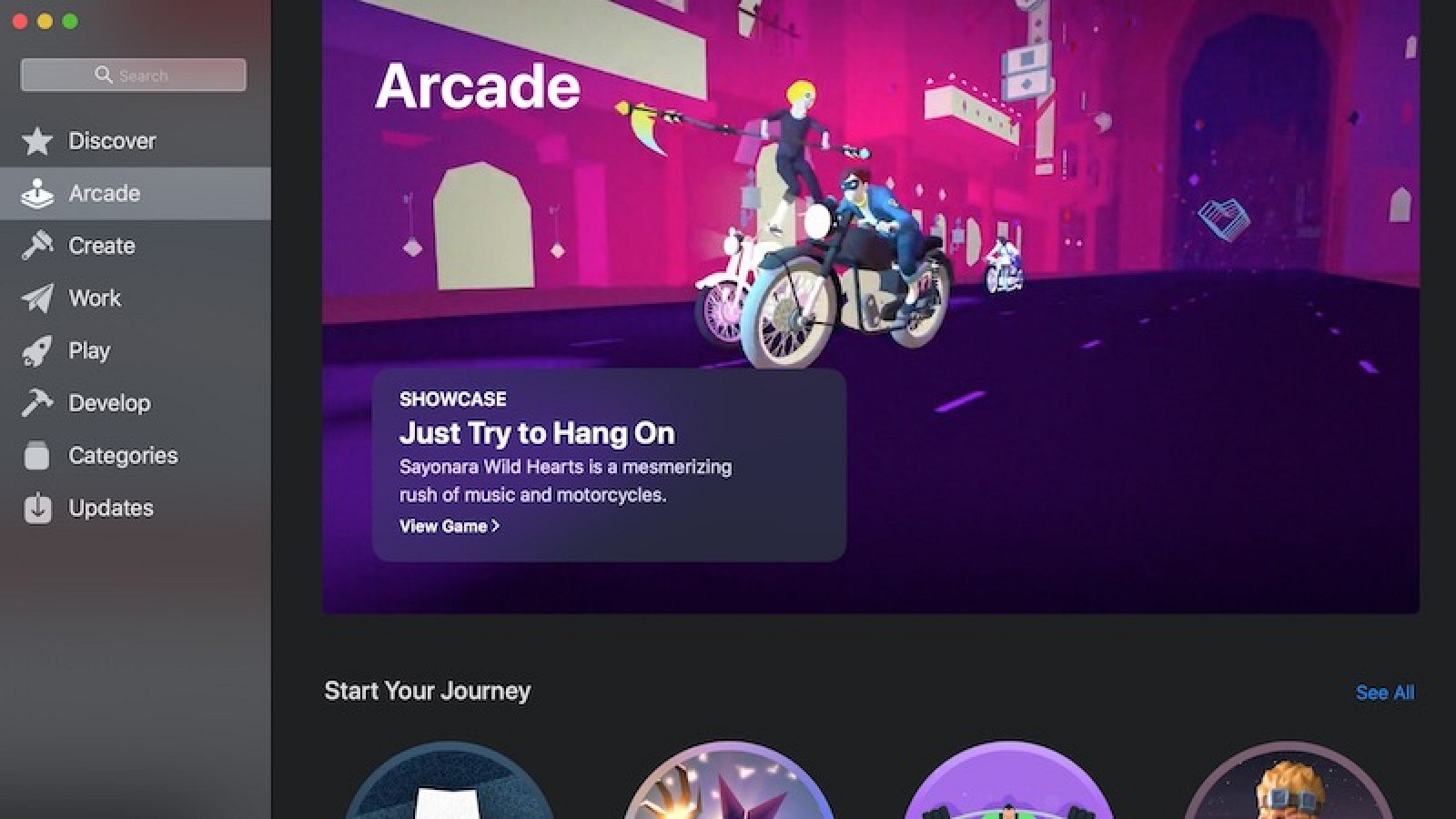 Apple Arcade Launches for macOS Catalina Beta Users