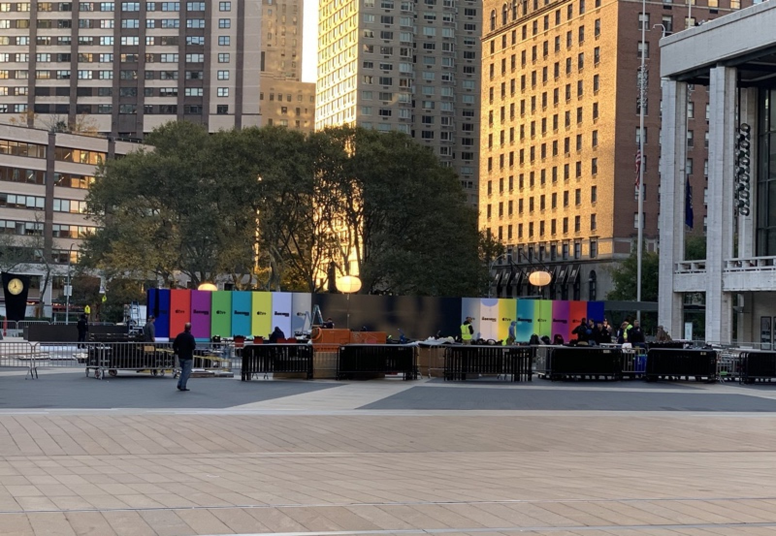 Apple Hosting Apple TV+ Event for 'The Morning Show' in New York City