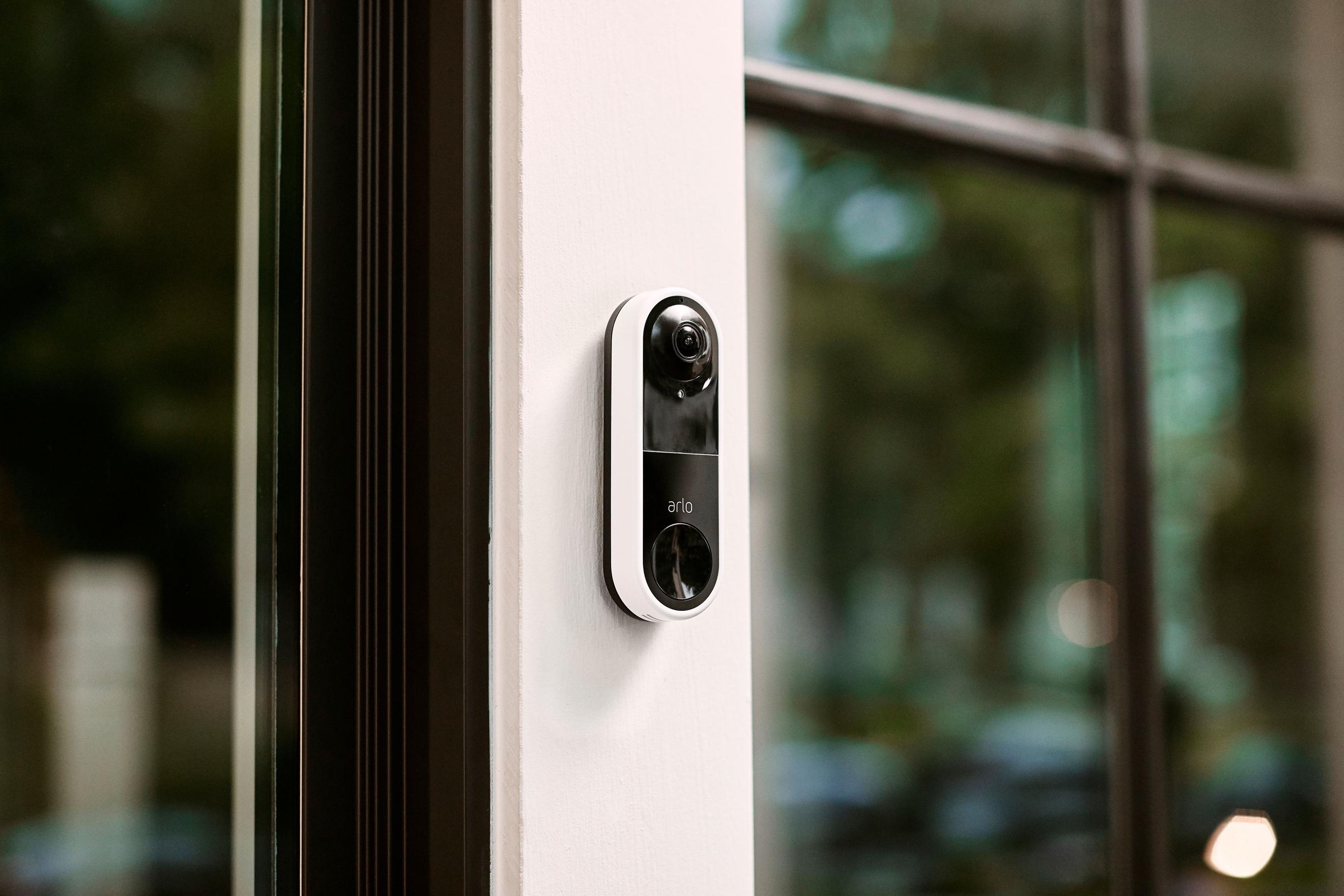 Best Doorbell Camera 2020.Arlo Launches Smart Hdr Video Doorbell Macrumors