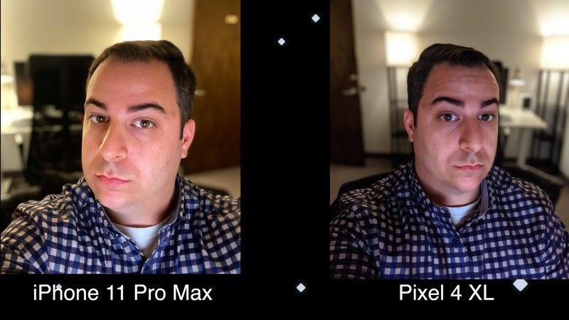 Camera Comparison: Google Pixel 4XL vs. iPhone 11 Pro Max