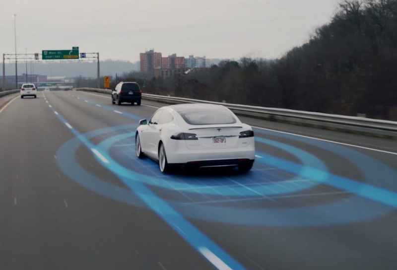 Quanta Reportedly Supplying Apple With 'Autonomous Driving Solutions'