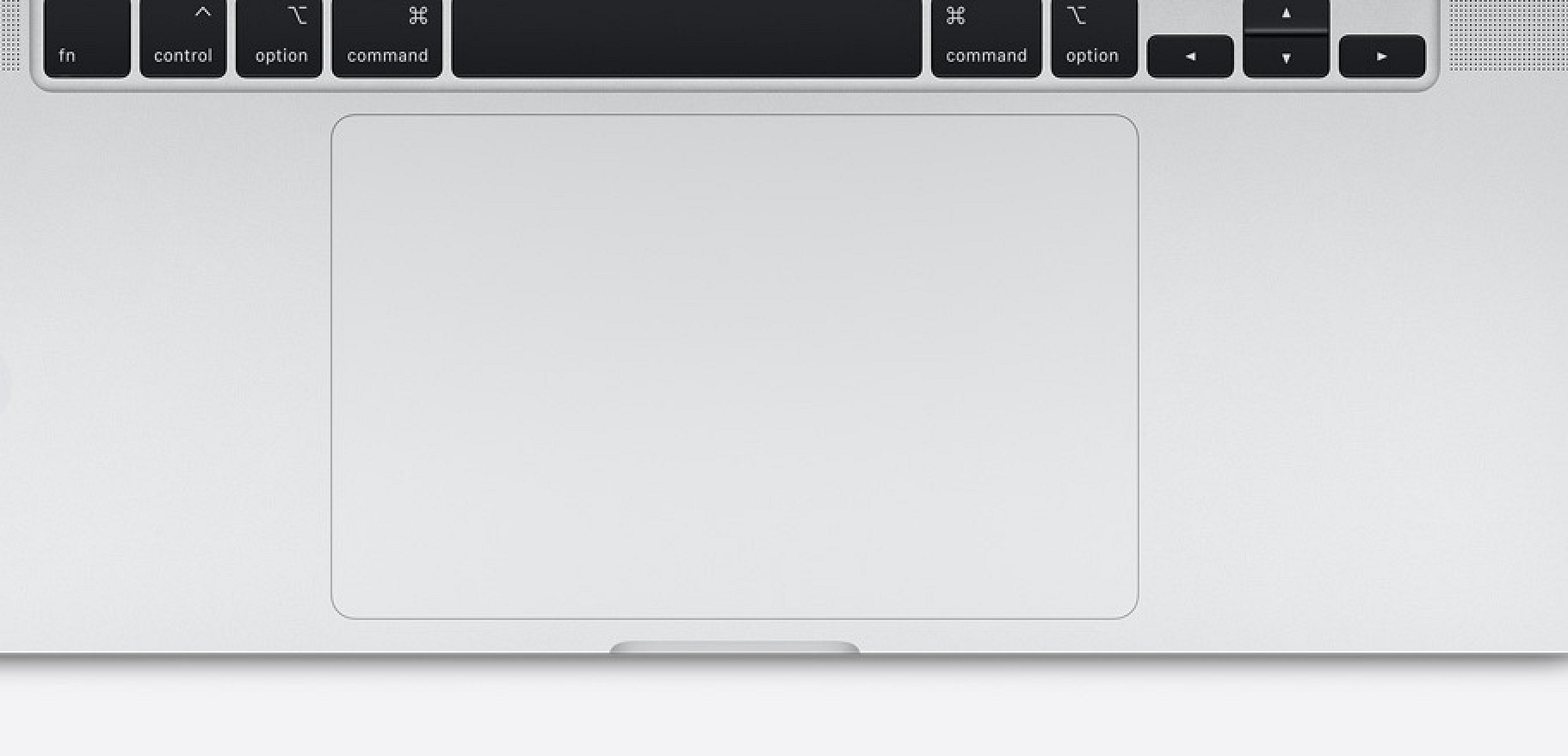 photo of 16-Inch MacBook Pro Returns to Pre-2016 Arrow Key Layout, Sticks With 720p Webcam and 802.11ac Wi-Fi image