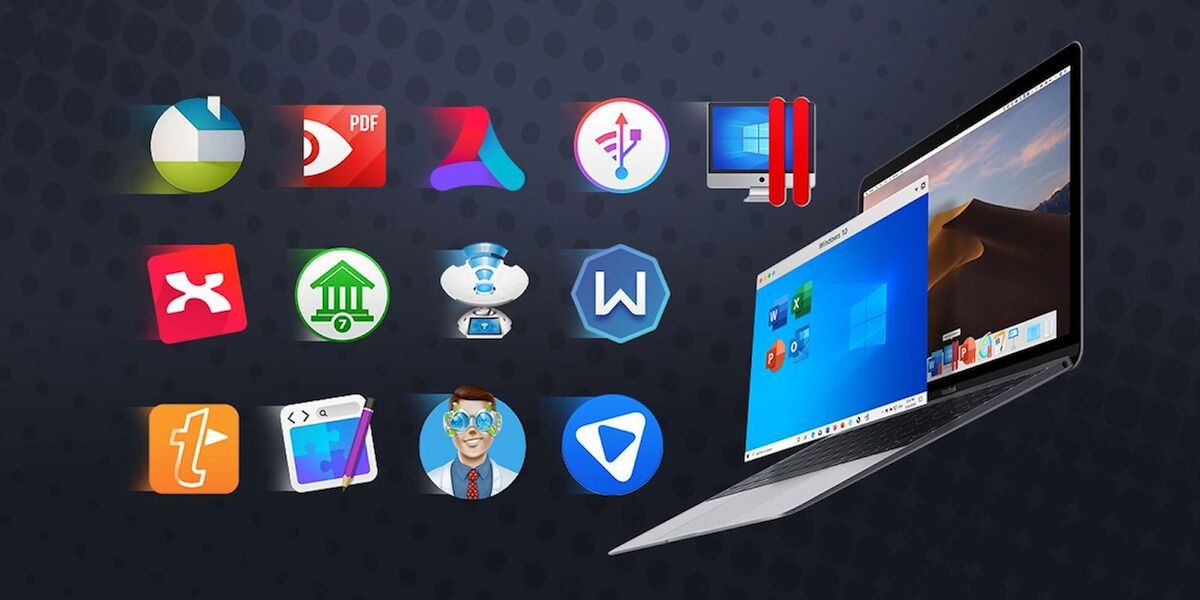 photo of Cyber Monday 2019: Get an Exclusive Discount on the 2020 Limited Edition Mac Bundle With Parallels Desktop, Banktivity,… image