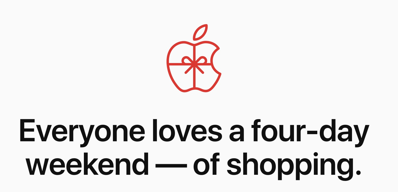 Apple's Black Friday Event Begins in Australia: Up to $320