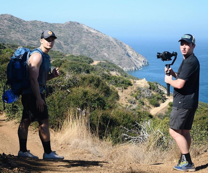 Trio Of Friends Make Challenging Hike Across Catalina Island