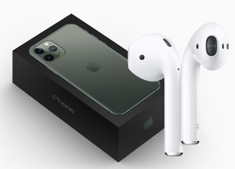 IPhone 12 Box Contents Could Include AirPods for Apple's 2020 Launch