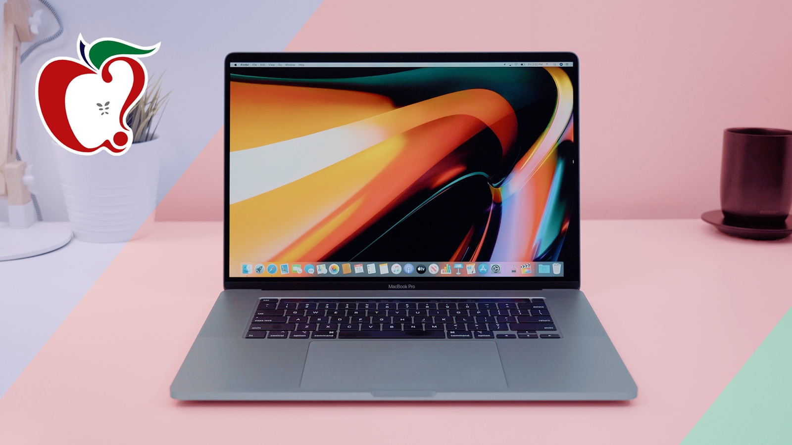 Hands-On With Apple's New 16-Inch MacBook Pro