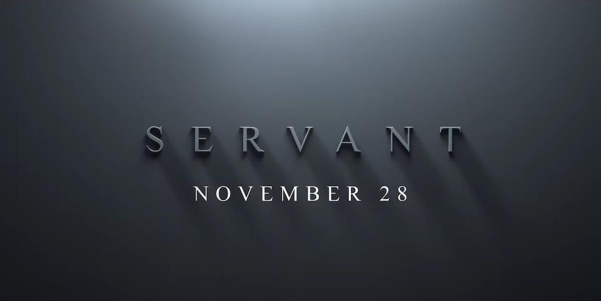 photo of Apple Shares Full Trailer for M. Night Shyamalan's Series 'Servant', Coming to Apple TV+ November 28 image