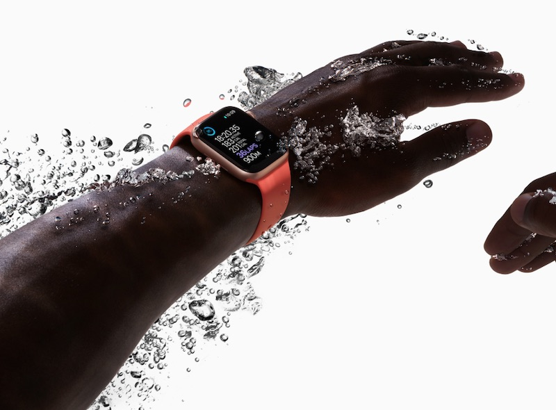 Apple Watch Will Offer Better Performance, Improved Water Resistance