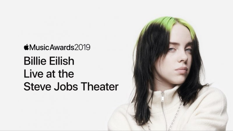 Apple set to pay $25 Million for Billie Eilish documentary