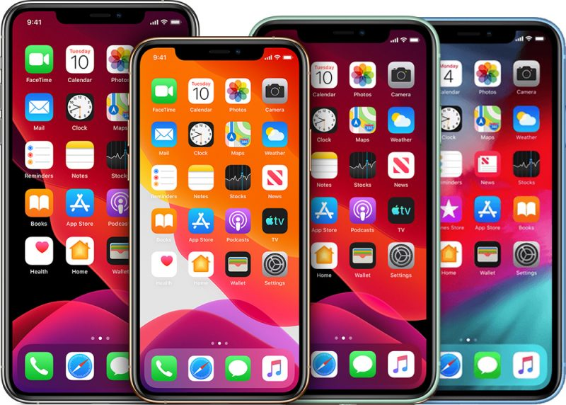 JPMorgan: Apple to launch four 5G iPhones next year
