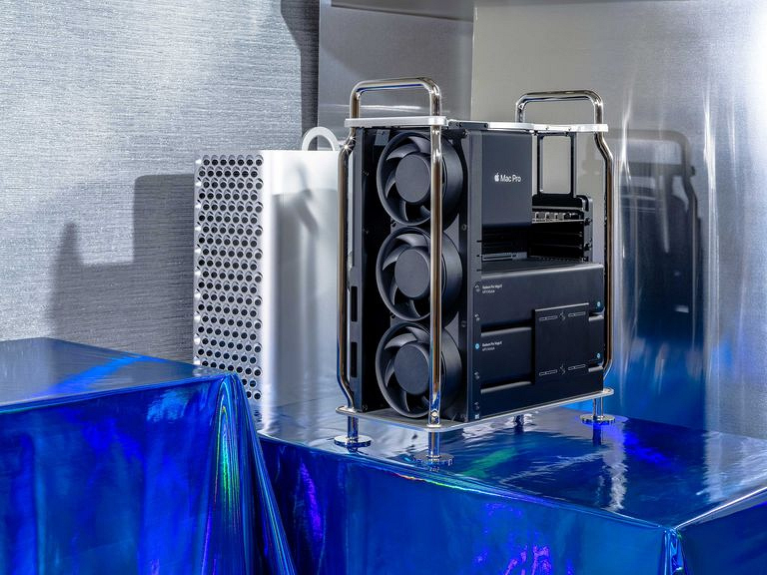 Apple Engineers Explain New Mac Pro's Innovative Cooling Features