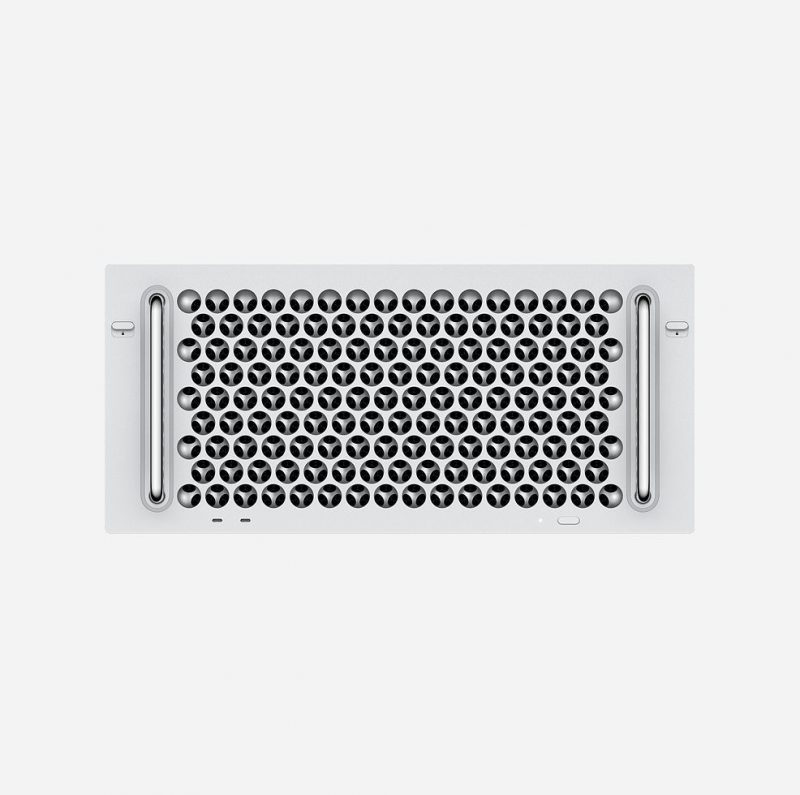 Mac Pro 2019 MPX Module (GPU) unexpectedly easy to upgrade