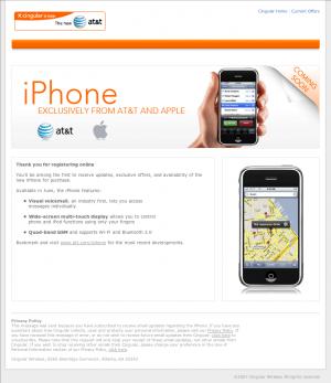 Iphone Se Atandt