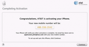 Activate New iPhone X/8/7/6/5(Without SIM Card Included)