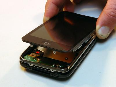 First iPhone 3Gs Sold and Disassembled