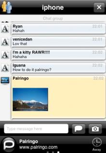 Palringo Instant Messenger: a Free Alternative - MacRumors