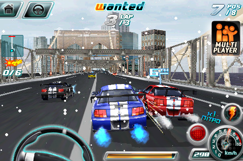 Gameloft's Asphalt 4 Elite Racing Now Available [Video] - MacRumors
