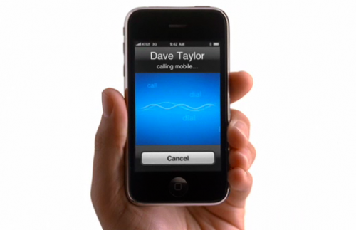 Iphone Voice Control >> Two New Iphone 3gs Ads Voice Control And Copy And Paste Macrumors