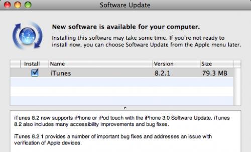 Apple Releases iTunes 8 2 1 - MacRumors