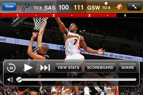 'NBA League Pass Mobile' Brings Live NBA Basketball to ...