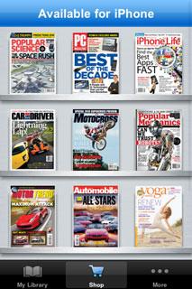 Zinio Magazine Reader App Released - MacRumors