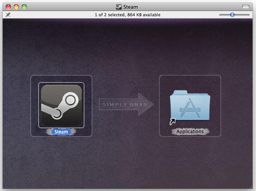 how to open urls in steam client