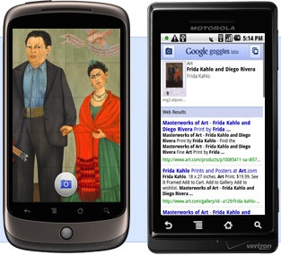 google goggles for iphone goggles coming soon to iphone macrumors 14216