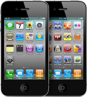 Steve jobs on lack of custom wallpapers in ios 4 for for Wallpaper for iphone 3gs home screen