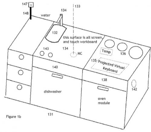 Apple Expresses Interest in 'Kinect-Like' Control of