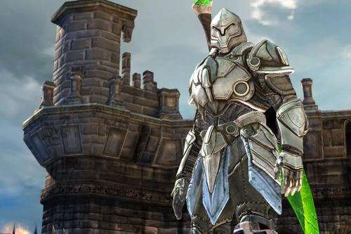 Epic Games Launches 'Infinity Blade' - an Unreal-Based Game for