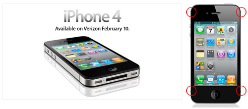 iphone hotspot verizon verizon iphone launches with mobile hotspot and redesigned 11934