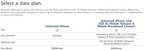 Verizon iPhone Listings Go Live on Apple's Site [Update