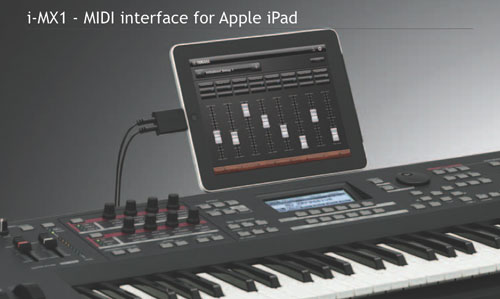 Black Friday Car Deals >> Yamaha Introduces i-MX1 MIDI Interface for iOS Devices - MacRumors