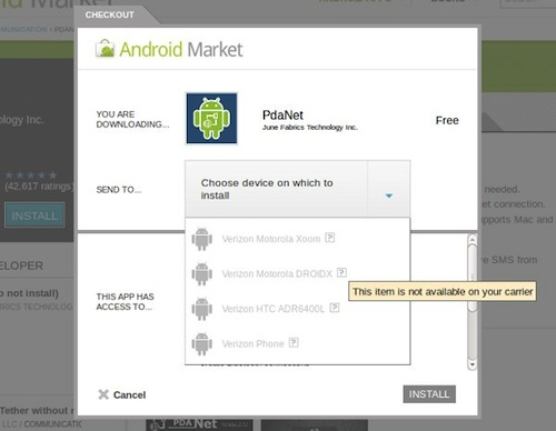 U S  Carriers Cracking Down on Android Hotspot Tethering
